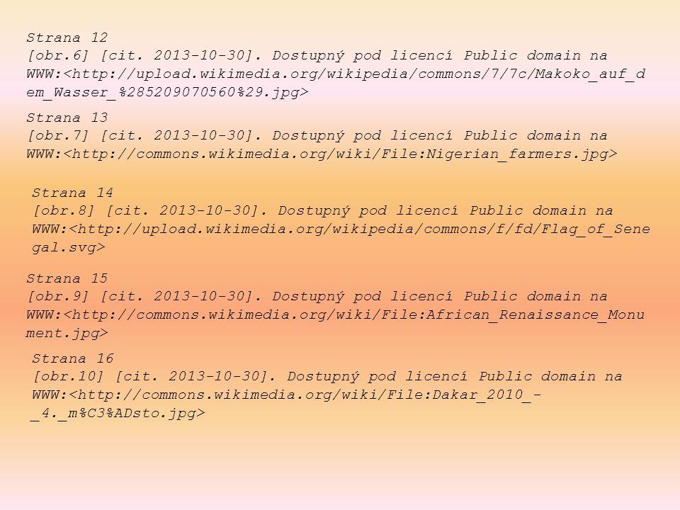 Strana 12 [obr.6] [cit. 2013-10-30]. Dostupný pod licencí Public domain na.